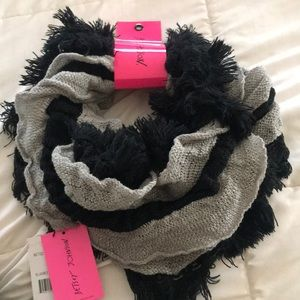 Betsy Johnson scarf!